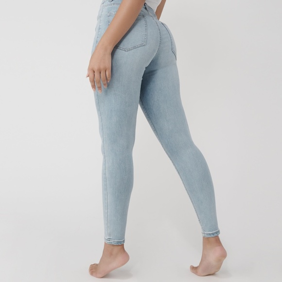 High Rise Skinny Jeans | 2 For $25